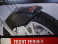 "BIG DOG FRONT FENDER SERVICE COVER (3.5"" Rims)"