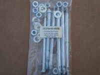 CRANKCASE BOLT KIT - BIG TWIN - 107 & 117