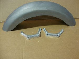 PITBULL FRONT FENDER (WITH BRACKETS) 2008-11