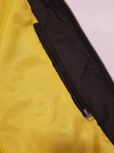 Men's Black Leather Riding Jacket - XX-Large