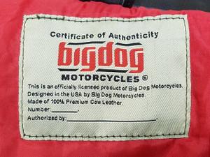 Men's Vintage Leather Riding Jacket – X-Large