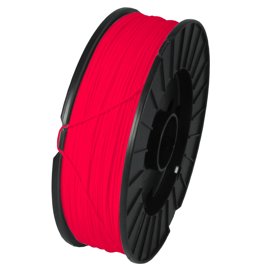 Generic  ABS for STSRATASYS® Fortus 250/200® 3D Printers. Save 25% vs OEM. Color: Red