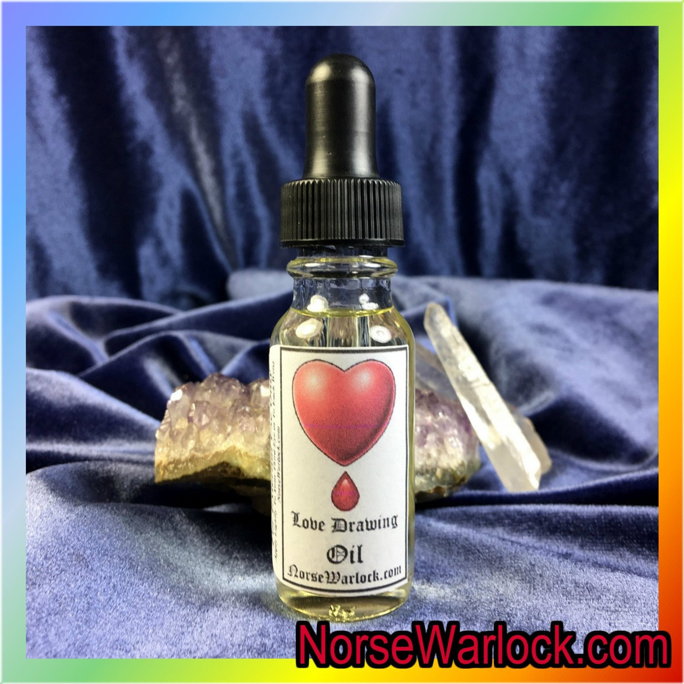 Magick Love Drawing Spiritual Oil! Find Your Happily Ever After!