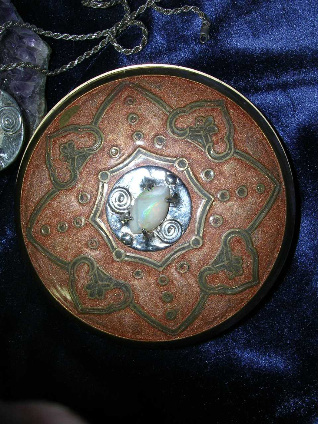 Magick Legacy Life Giver & Protection Suite! Ring Necklace & Charging Box!