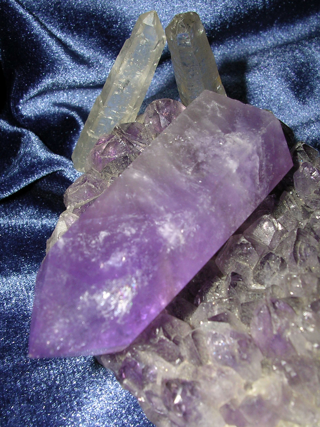 Enchanted Amethyst Crystal ✦ See Into The Future! Psychic Abilities