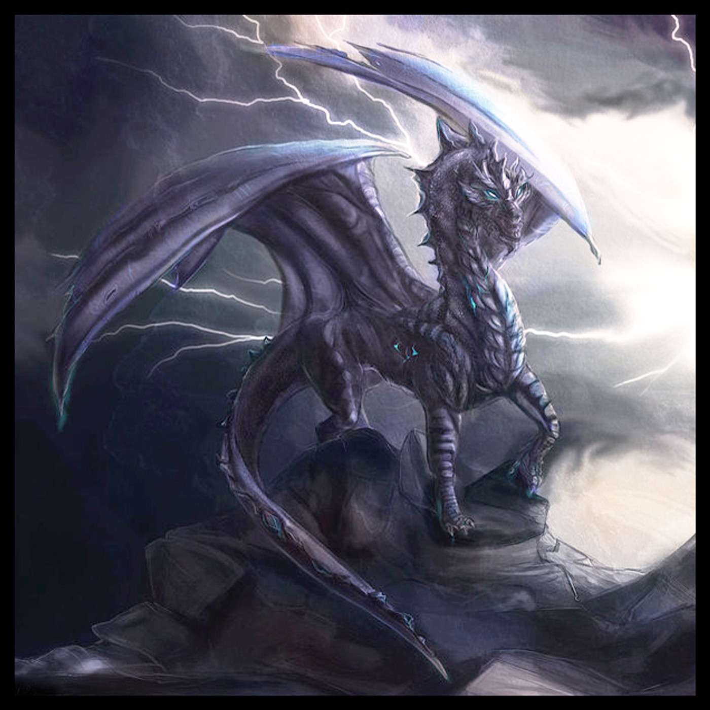 Zostolos, 700-Year-Old Dragon Spirit Gives His Master Power & Strength
