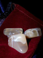 3 Magick Moonstone Gemstones Radiate Calming Energy Boost Intuition!