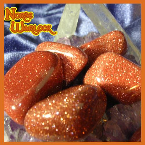 3 Goldstone for Spiritual Protection, Good Fortune & Abundance!