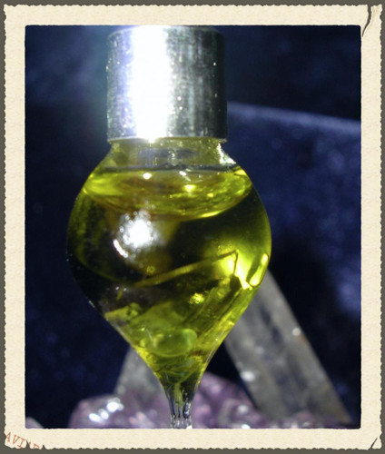 Magick Money Master Eternity Oil Draws Wealth & Abundance!