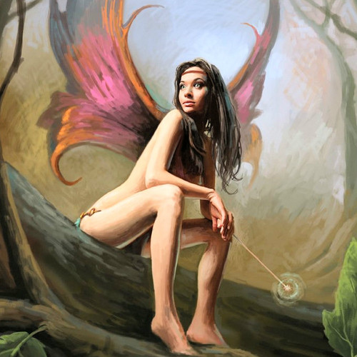 Magickal Fairy Princess Lizette Brings Joy Good Luck Wherever She Goes!