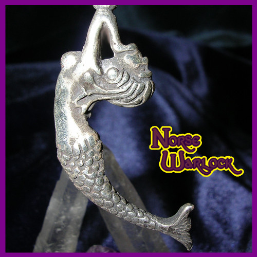 Ava, Mermaid of Love, Youth, Beauty, Devotion & Passion! Spirit Pendant!