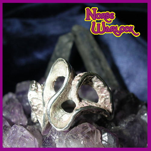 Magick Ring Absorbs Dark Energy Surrounds You with Bright Blessings!