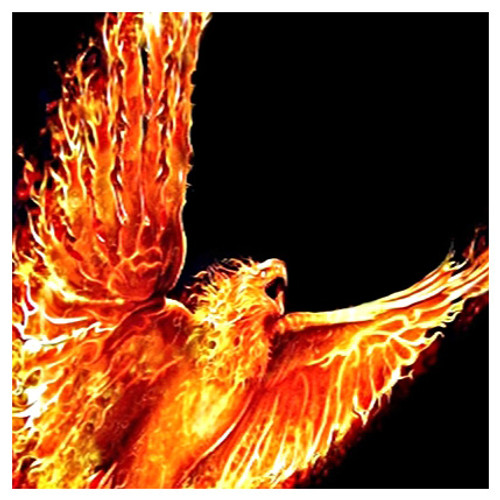 Phoenix Rising New Beginnings Spell! Rise from The Ashes! Success!