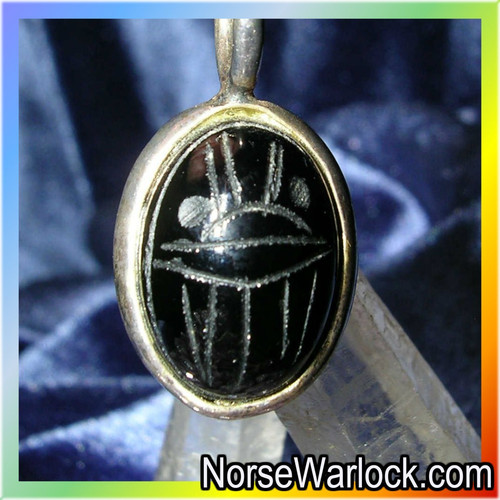 Scarab Pendant Protection in The Underworld! Walk with The Undead!