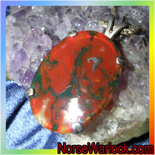Conjurer's Sacred Spirit Pendant Summons Dragons Fairies Genies MORE!
