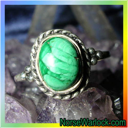 Aura Cleansing Ring Eliminates Negative Energy ✦ Healing Power
