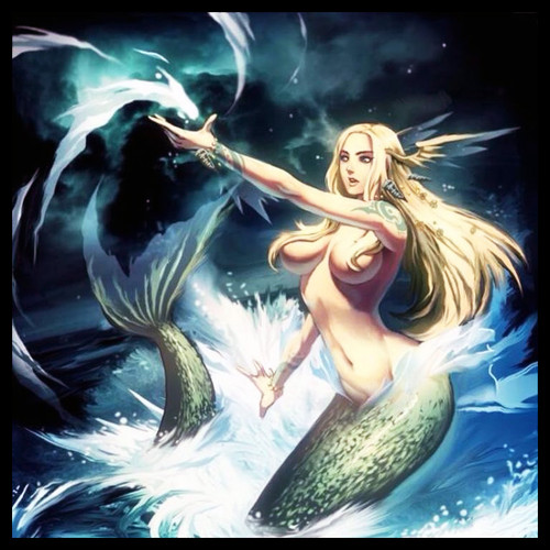 Sexy Mermaid Spirit, Kendra ✦ Connect With The Power of The Ocean