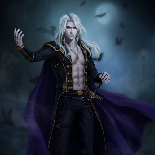 Incredibly Powerful Vampire King Jasper ✦ Loyal Spirit Companion