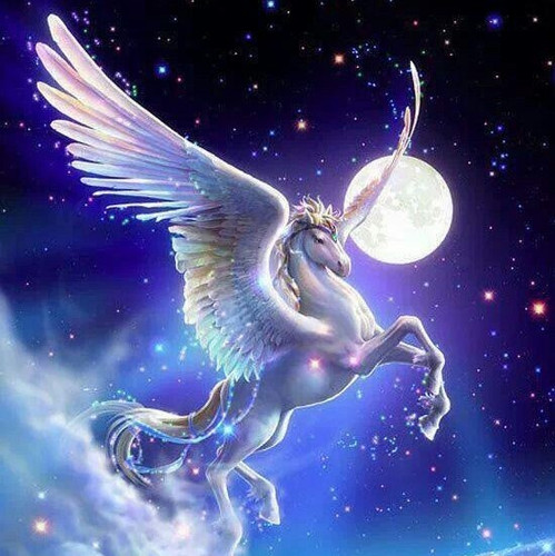 Kolos, Wise Pegasus Guiding Spirit Leads His Keeper to Fame & Fortune