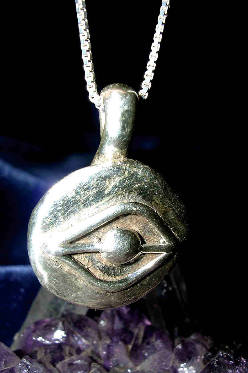 Psychic pendant blows your third eye wide open magick metaphysical psychic pendant blows your third eye wide open merlins magick mozeypictures Image collections
