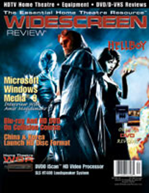 Widescreen Review Issue 087 - Hellboy (August 2004)