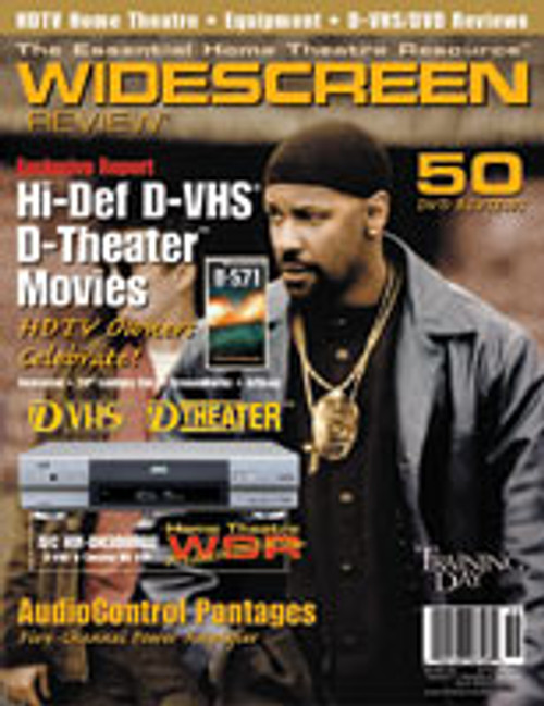 Widescreen Review Issue 059 - Training Day (April 2002)