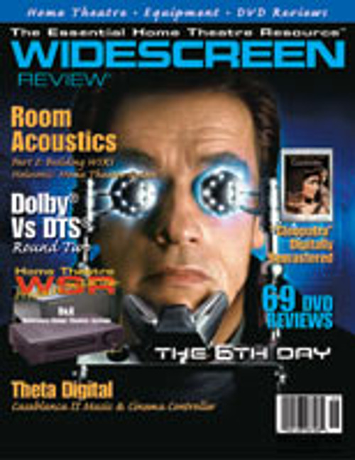 Widescreen Review Issue 049 - The 6th Day (June 2001)