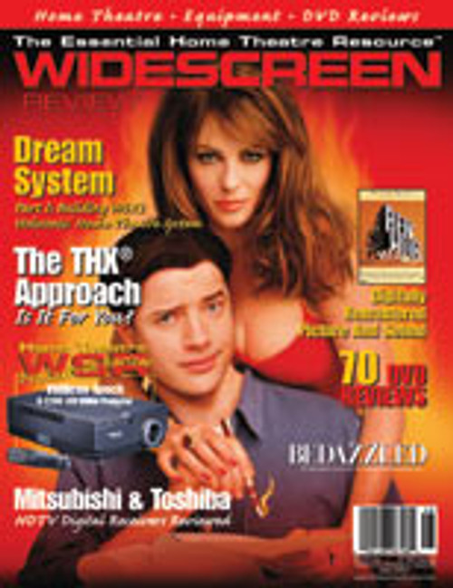 Widescreen Review Issue 048 - Beddazzled (March 2001)