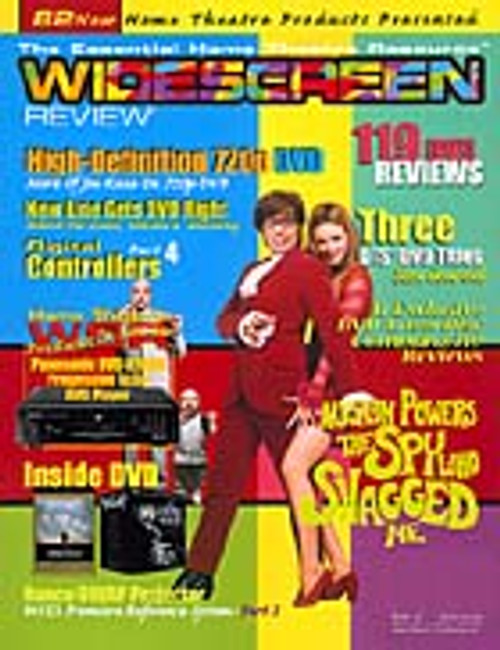 Widescreen Review Issue 035 - Austin Powers: The Spy Who Shagged Me (November 1999)