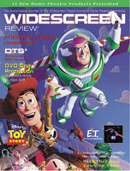 Widescreen Review Issue 022 - Toy Story (December 1996)