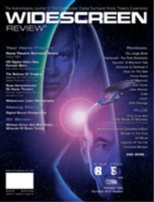 Widescreen Review Issue 015 - Aliens (August 1995)