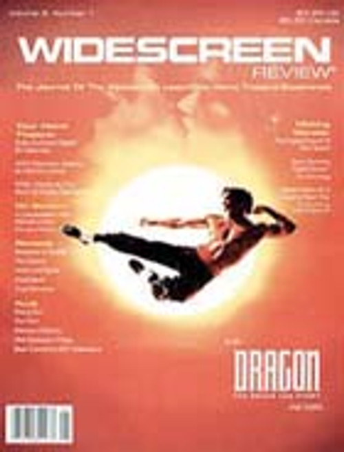 Widescreen Review Issue 007 - Enter The Dragon (February/March 1994)