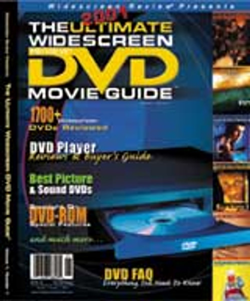The Ultimate Widescreen DVD Movie Guide 2001 (Digital Download)
