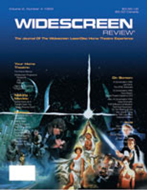 Widescreen Review Issue 005 - Star Wars Trilogy (September/October 1993)