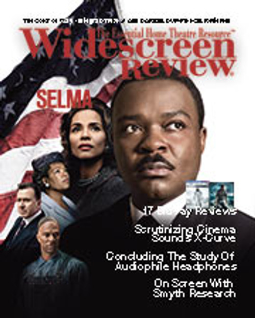 Widescreen Review Issue 196 - Selma (April/May 2015)