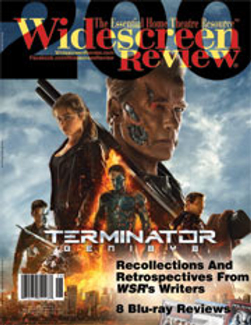 Widescreen Review Issue 200 - Terminator Genysis (October 2015)