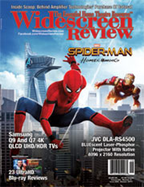 Widescreen Review Issue 220 - Spider-Man: Homecoming (October 2017)