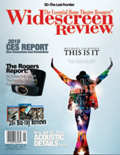 Widescreen Review Issue 146 - MIchael Jackson‰Ûªs This Is It (January/February 2010)