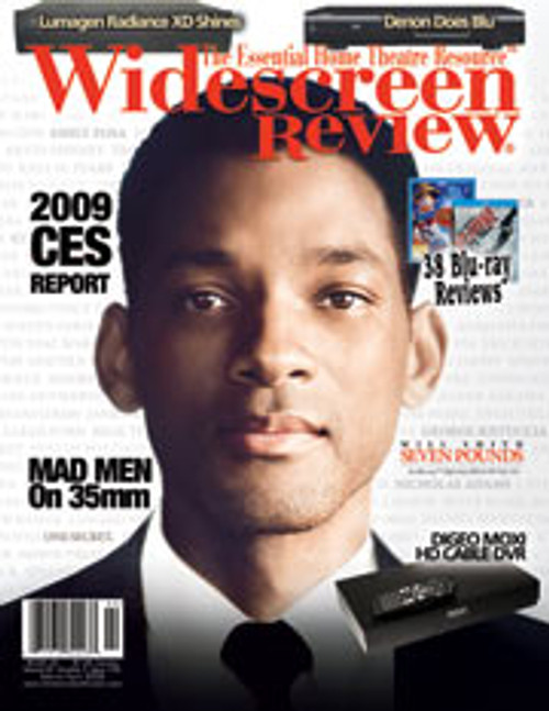 Widescreen Review Issue 139 - Seven Pounds (March/April 2009)