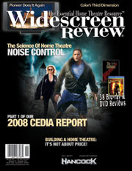 Widescreen Review Issue 136 - Hancock (November 2008)