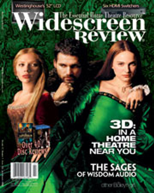 Widescreen Review Issue 133 - First Sunday (July/August 2008)