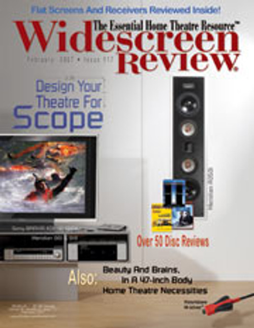 Widescreen Review Issue 117 - The Guardian (February 2007)