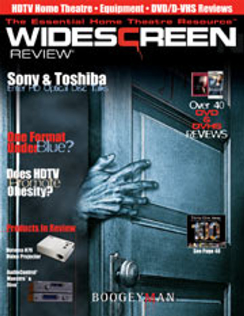 Widescreen Review Issue 097 - The Boogeyman (June 2005)