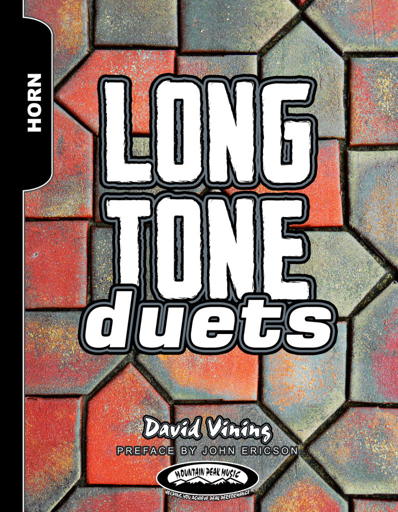 Long Tone Duets for Horns