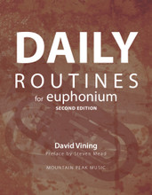 Daily Routines for Euphonium