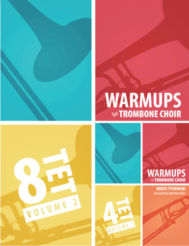 Warm-Ups for Trombone Choir Bundle