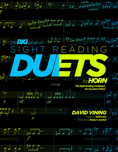 Big Book of Sight Reading Duets for Horn