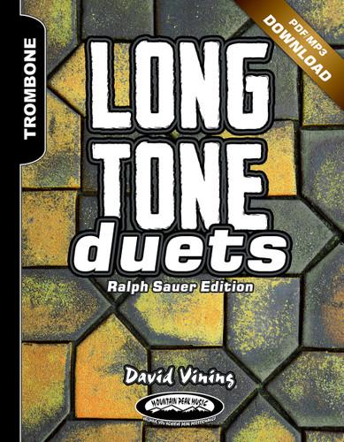 Long Tone Duets, Ralph Sauer Edition - PDF/MP3 Download Version
