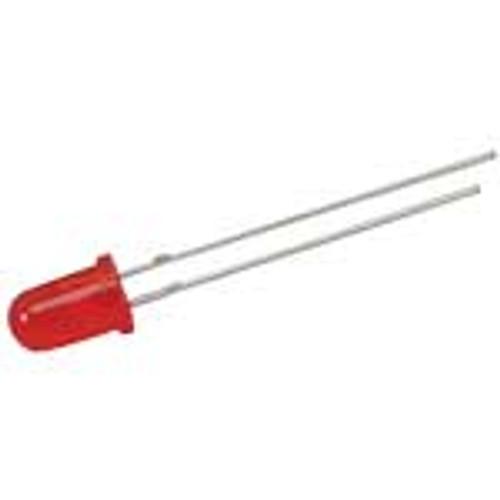 LED, Regular Red 5mm