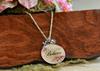 IN-402 Believe ART necklace